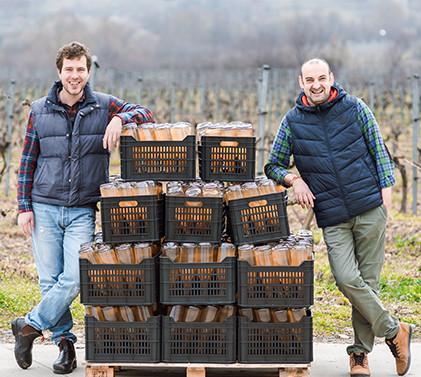Нови вълнуващи вина от georgiev/milkov