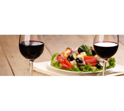 Виното и ястията