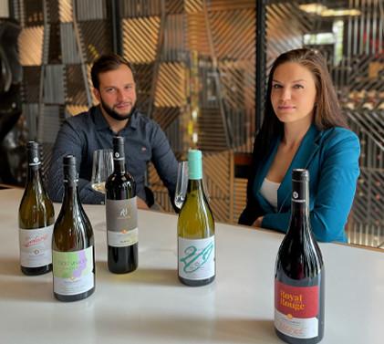 Интервю с Цветелина Стоянова, съосновател и член на Haralambievi Family Vineyards and Winery