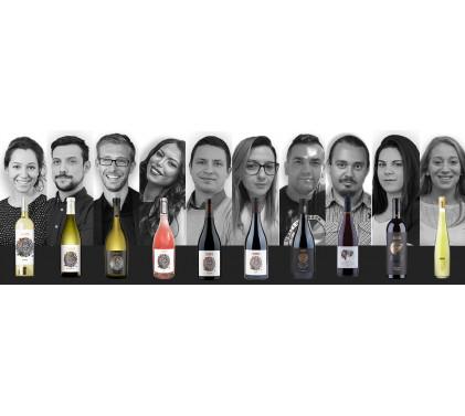 10 вина - 10 лица