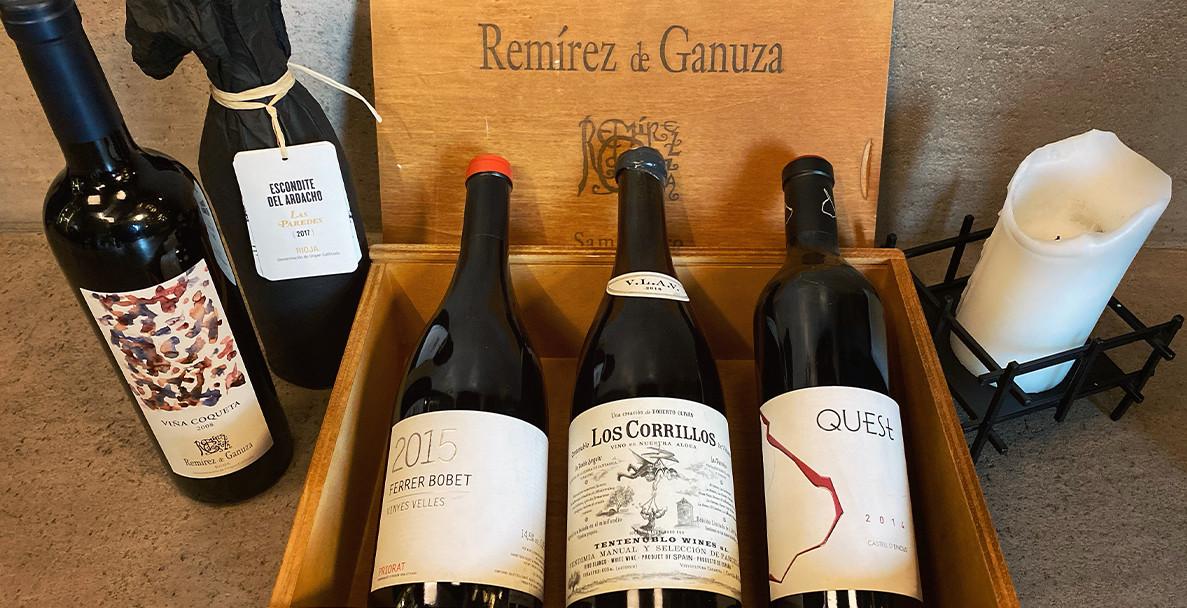 Класически и модерни вина от Испания