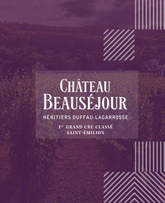 Château Beausejour Hértiers Duffau - Lagarosse