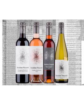 Комплект 4: 4 вина от Денделайн Винярдс