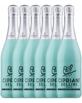 Пакет 6 бутилки Белини Чиприани