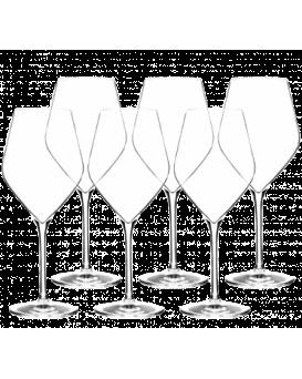 Комплект от 6 чаши за Вино Lehmann Абсолю 47