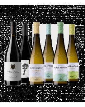 Селекция от 6 вина на Анселмо Мендеш