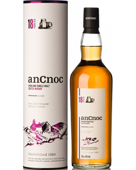Уиски Анок 18 годишно 0.7л