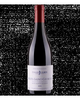 """Nuits Saint Georges """"Aux Saint Julien"""" Domain Julien"""