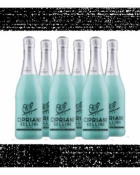 Pack 6 bottles Bellini Cipriani