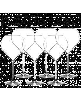 Комплект от 6 чаши за Вино Lehmann Жамес Гран Блан 75
