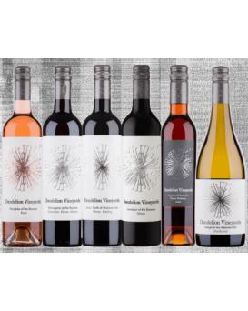 Комплект 2: 6 вина от Данделайн Винярдс