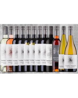 Комплект: 12 бутилки от Данделайн Винярдс