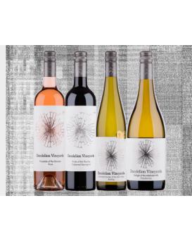 Комплект 1: 4 вина от Денделайн Винярдс