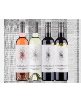 Комплект 2: 4 вина от Денделайн Винярдс