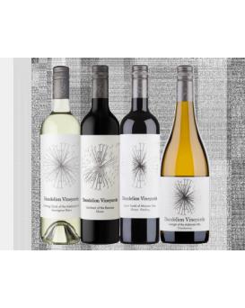 Комплект 3: 4 вина от Денделайн Винярдс