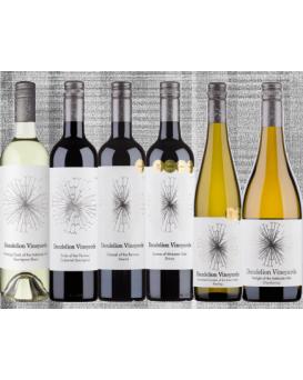Комплект 1: 6 вина от Денделайн Винярдс
