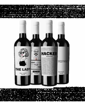 Пакет Б 4 вина от Феро 13