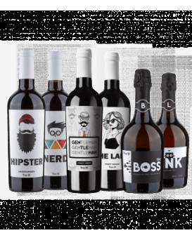 Пакет 6 вина от Феро 13