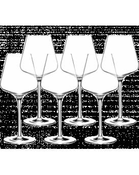 Комплект от 6 чаши за Вино Чаша Lehmann Адриан 45