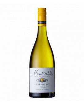 Montsable Chardonnay IGP Pays d'Oc