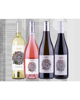 Комплект 2: 4 вина Колорито