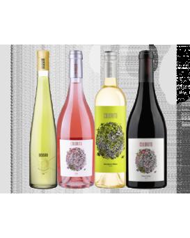 Комплект 4: 4 вина Колорито