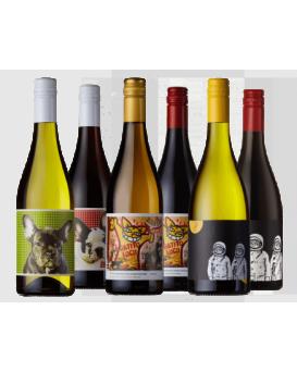 Пакет Кучета, котки и вино