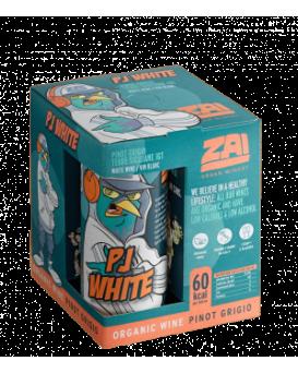 4 Pack Pinot Grigio PJ White Zai Urban Winery