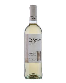 Тракийско вино Димят