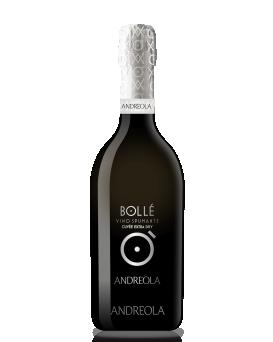 "Cuvée Spumante Extra Dry ""Bollé"" Andreola"
