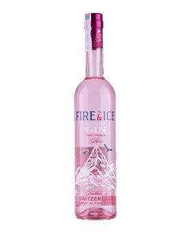 Джин Fire & Ice Розе 0.7л. 40%