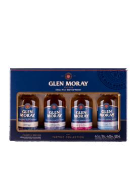 Уиски Глен Морей Classic Мултипак 4бр.