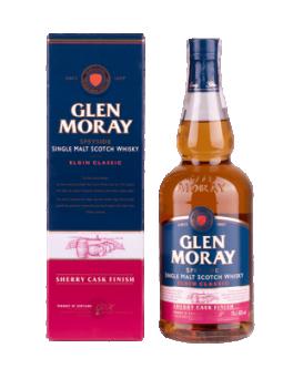 Уиски Глен Морей Шери Каск 0.7л.