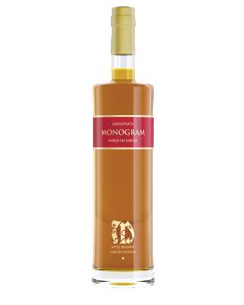 Ябълкова Ракия Монограм Jabukovaca 43% 0.7л.