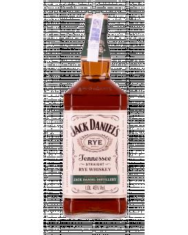 Уиски Джак Даниелс Ръж - 1л.