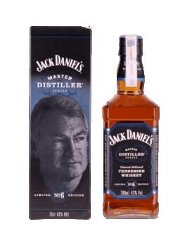 Уиски Джак Даниелс Мастър Дистилърс N6