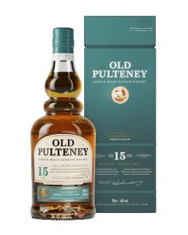 Уиски Олд Путни 15 годишно 0.7л.