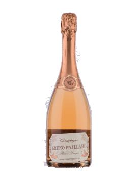 Шампан Бруно Паяр Розе Премиум Кюве