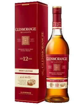 Уиски Гленморанджи Ласанта 12год.