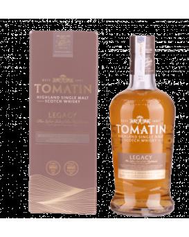 Уиски Томатин Легаси 0.7л.