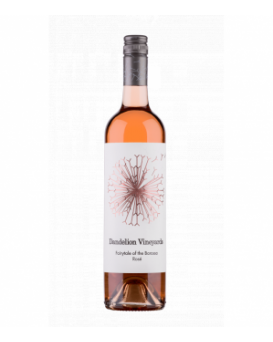 Dandelion Vineyards Fairytale Grenache Rose
