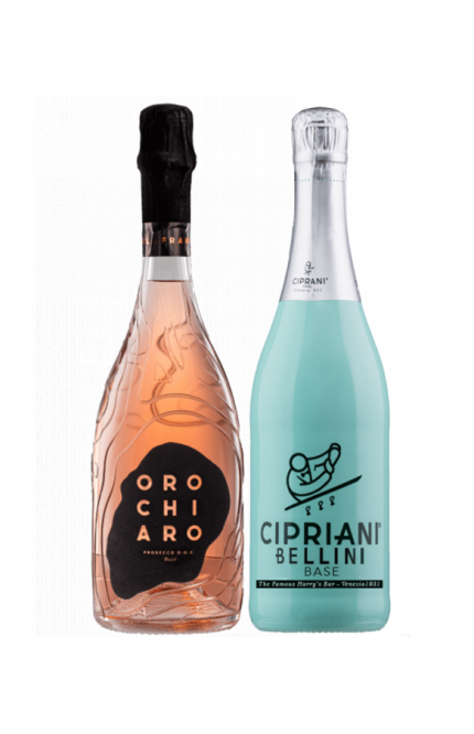 Комплект Орокиаро розе и Белини Чиприани